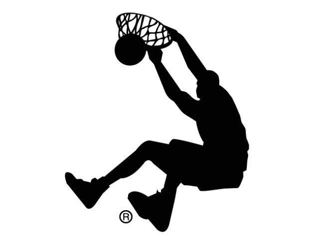 乔丹篮球矢量图