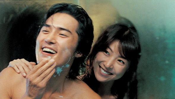 韩国电影爱人dvd