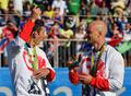 男子双人划艇激流回旋 斯洛伐克组合夺冠
