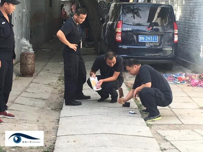北京朝阳区平房乡平房村杀人命案 男子割喉10岁表弟后自杀