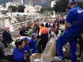 组图:阿维兰热在里约下葬 好友亲人出席葬礼