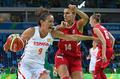 高清:女篮半决赛 西班牙战胜塞尔维亚晋级