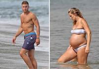 美女怀孕生孩丨子