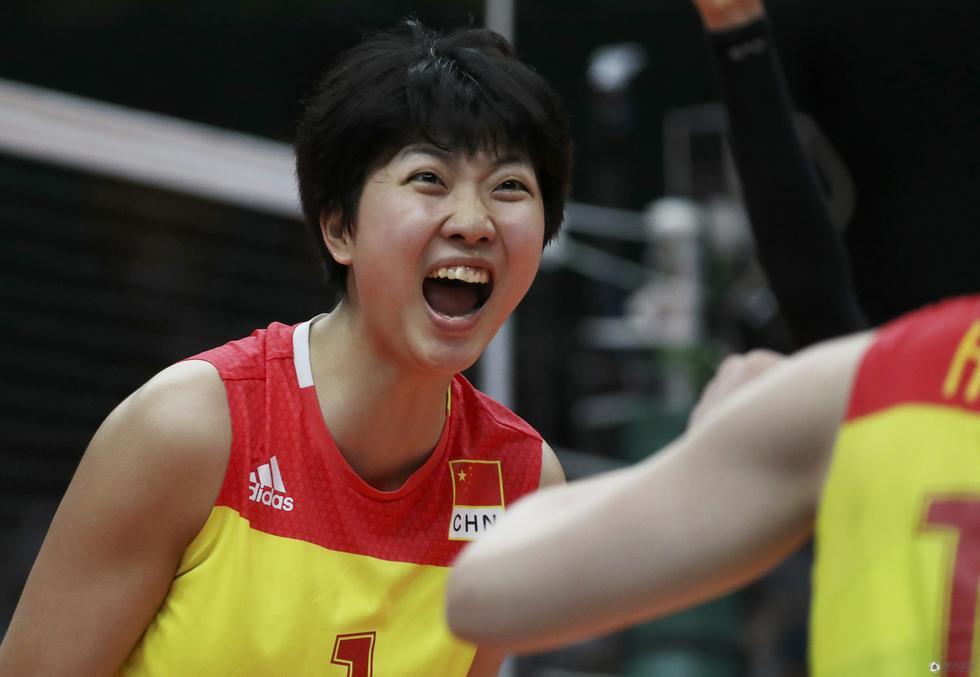 高清:中国女排时隔12年再登顶 女排姑娘雄起 - 海阔山遥 - .