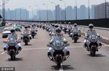 G20杭州峰会 国宾护卫队亮相