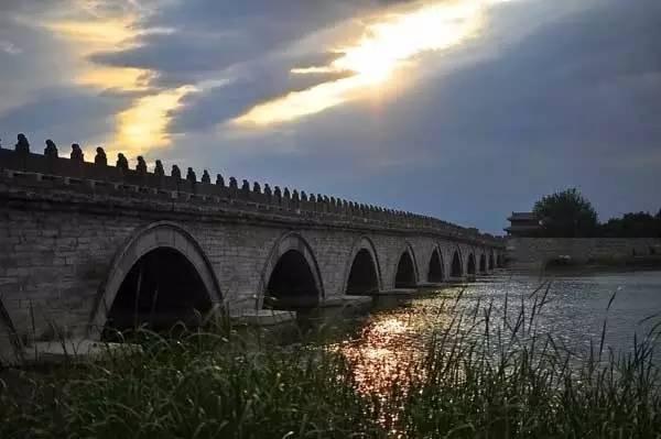 中国石拱桥 领先世界一千年
