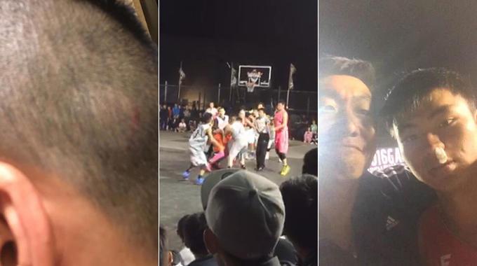 【中國街球第一人】吳悠籃球場上遭圍毆!