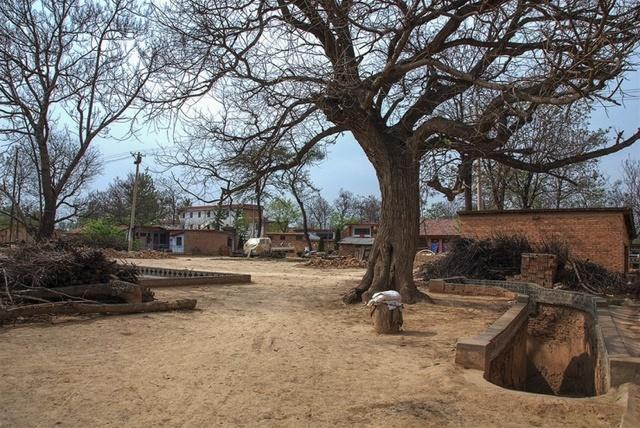 这个村见村不见房 村民生活在地下 - 海阔山遥 - .