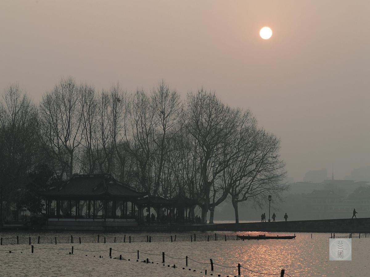 杭州西湖究竟美在何处? - 海阔山遥 - .