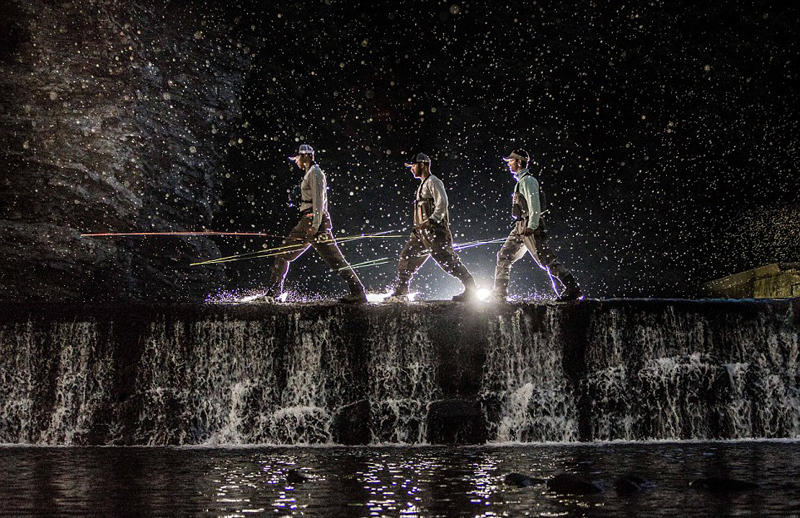 摄影师拍大自然的极端之美 令人惊艳 - 海阔山遥 - .
