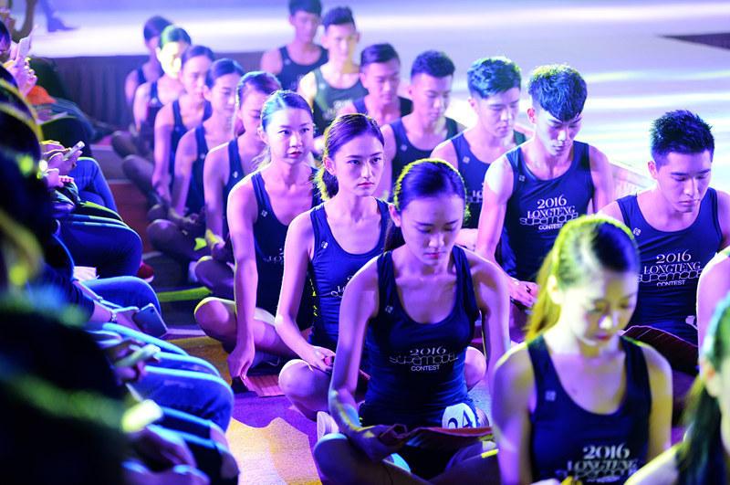 济南超模大赛美女一齐诵读孔子祭文2016.9.29 - fpdlgswmx - fpdlgswmx的博客