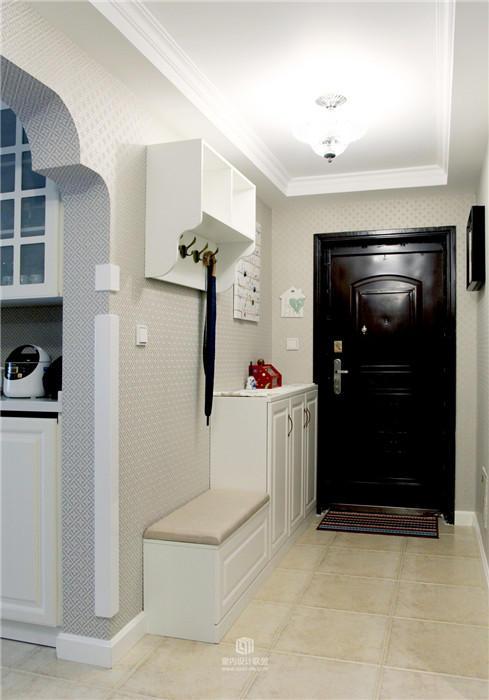 全职太太7万硬装130平美式3居 优雅大气的家