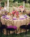 国外最主流的婚宴台布 高品质婚宴布置首选