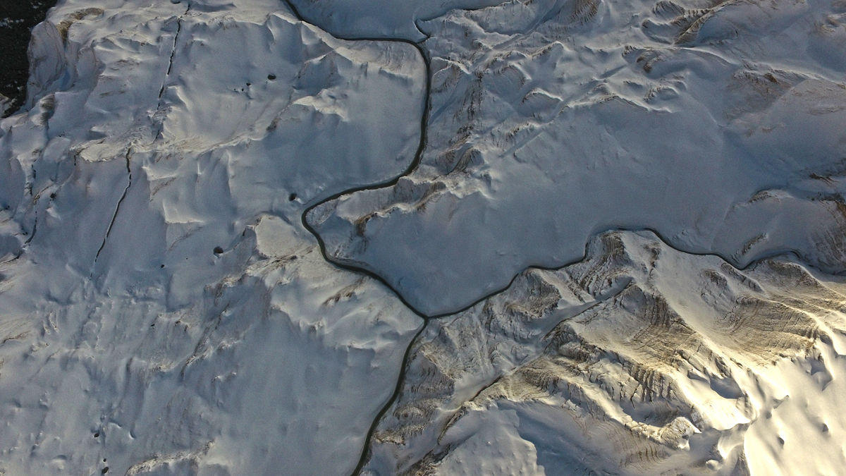 长江源冰川40年退1200米 两地相争保护遇尴尬 - 海阔山遥 - .