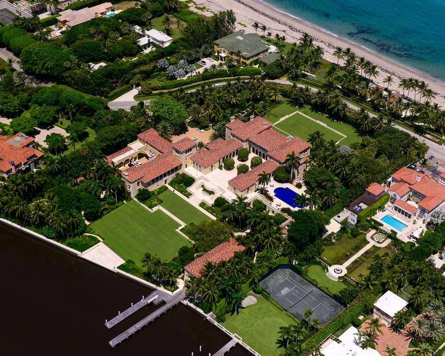 9.1亿元豪宅 虽然住不起看看养养眼也是不错的 - 海阔山遥 - .