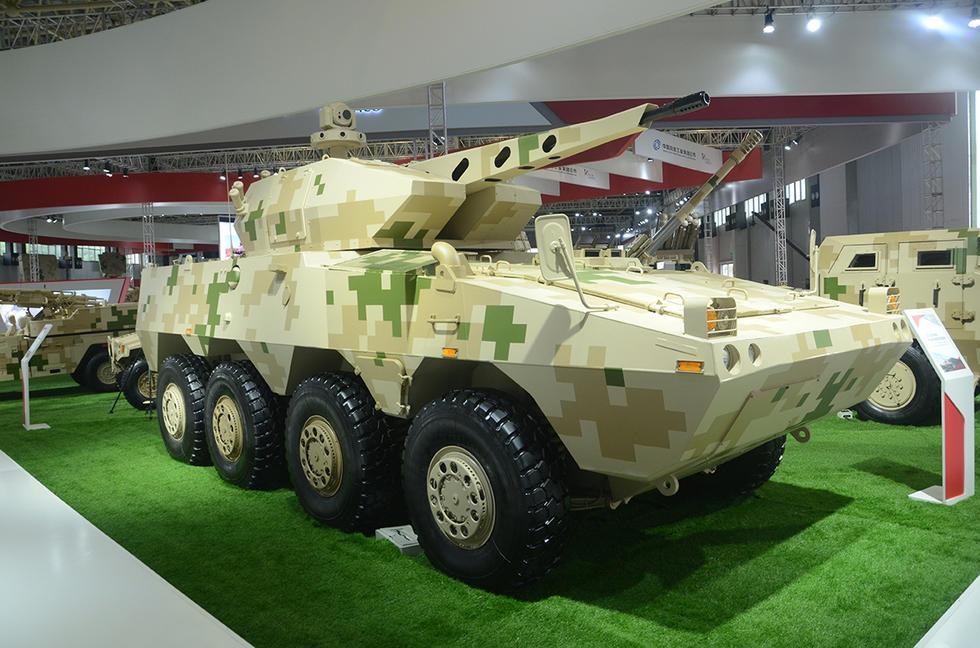 细品CS/AA5型40毫米埋头弹多功能突击炮武器系统2016.11.1 - fpdlgswmx - fpdlgswmx的博客