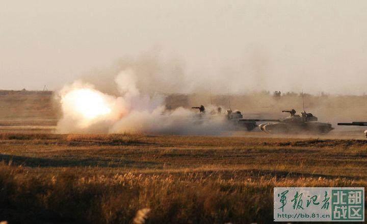 北部战区王牌旅99坦克数量庞大2016.11.7 - fpdlgswmx - fpdlgswmx的博客