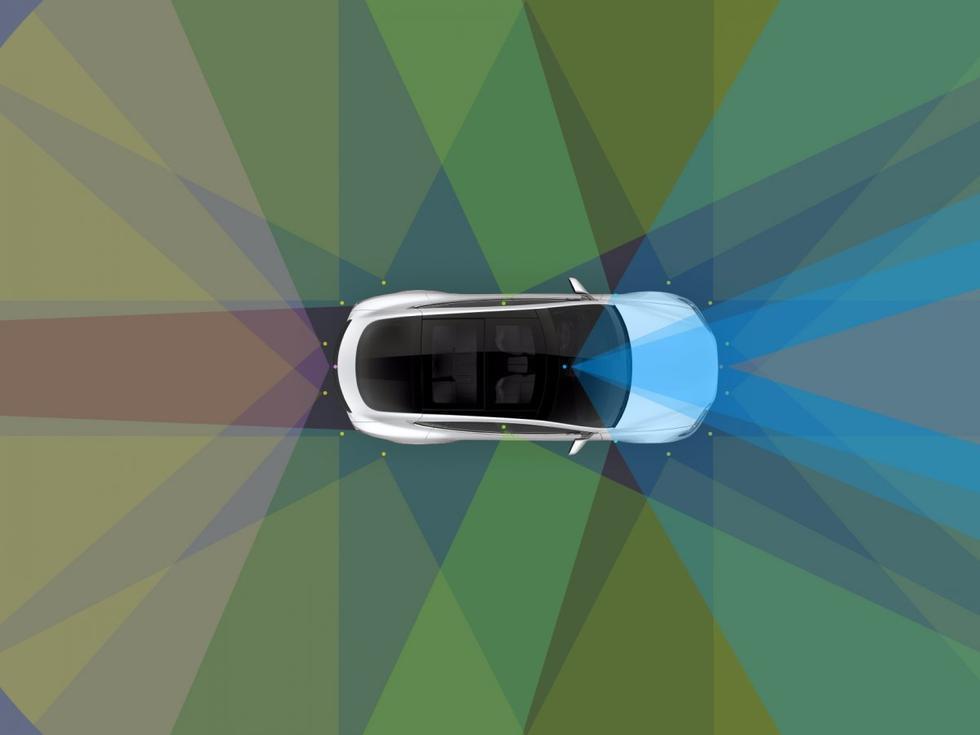 2017年8款即将上市的高科技汽车高清图片
