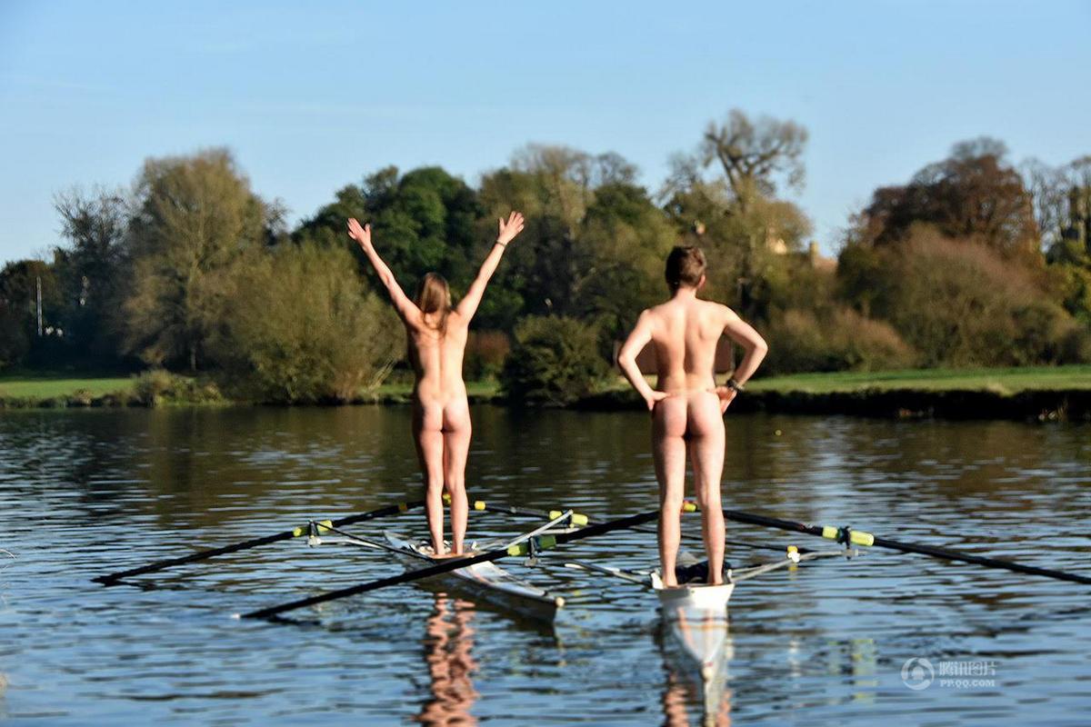 英国剑桥大学举办美臀大赛 学霸秀性感风姿 - 海阔山遥 - .