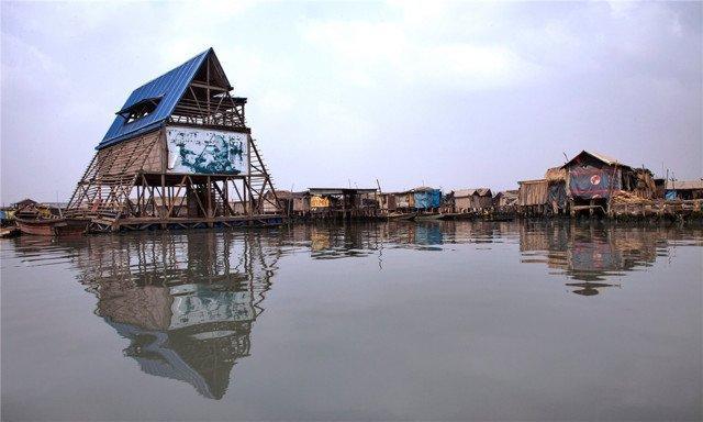 这个城市房价远超中国:老百姓都住到大海上 - 海阔山遥 - .