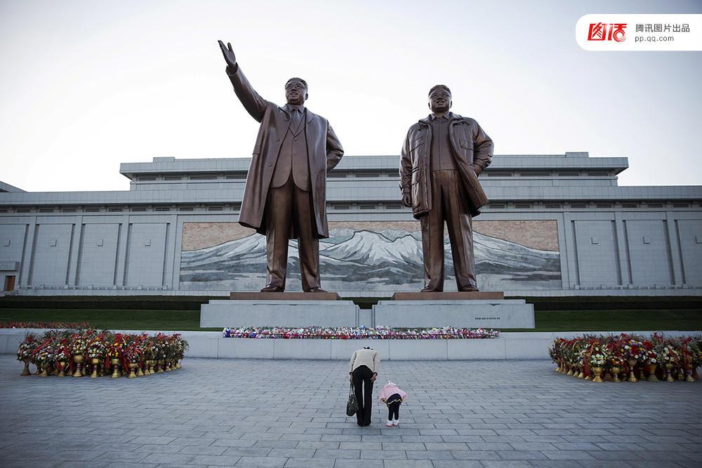 【图话】朝鲜的造像产业:每年出口创汇数千万 - 海阔山遥 - .