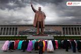 【图话】朝鲜的造像产业:每年出口创汇数千万
