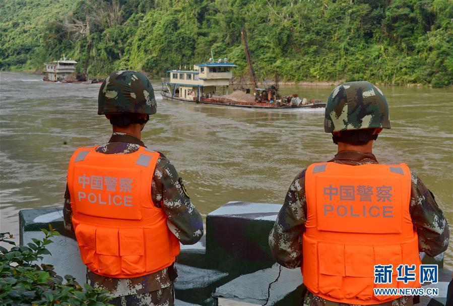 湄公河第一哨位保航道平安2016.12.6 - fpdlgswmx - fpdlgswmx的博客