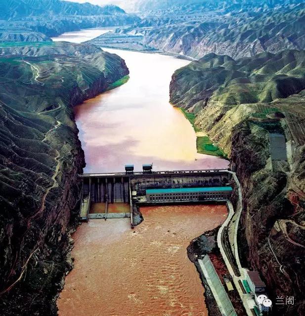 黄河:水库、大坝与河流生命 - 海阔山遥 - .