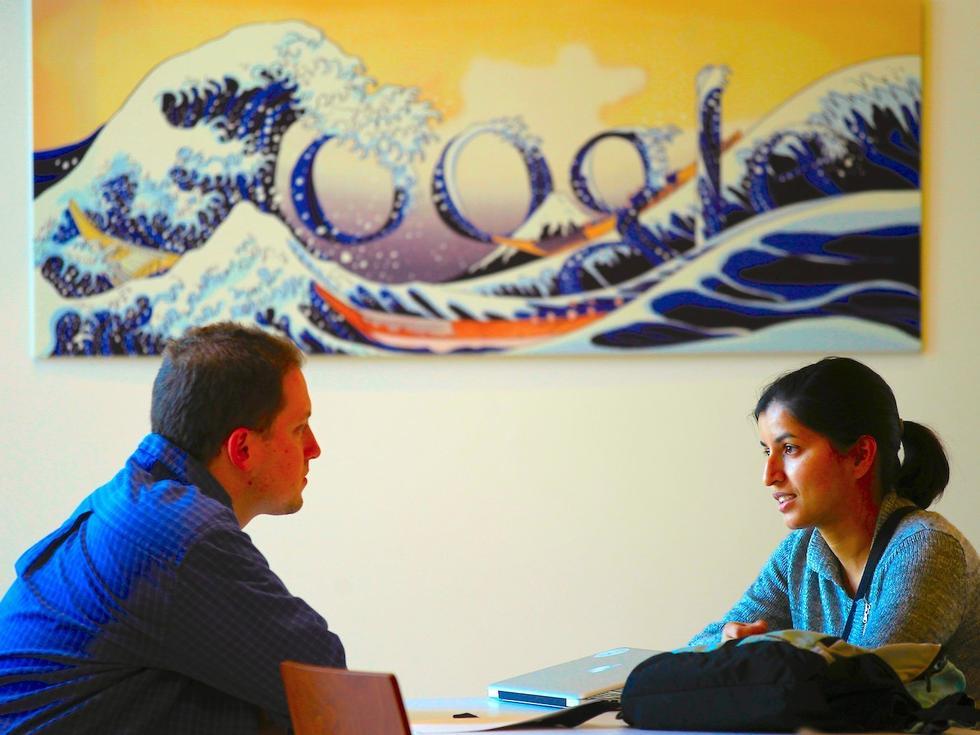 在谷歌这样的公司工作 他们还有啥可吐槽的?(图)