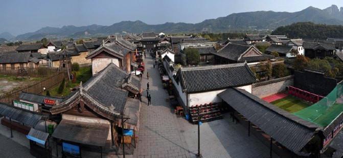 中国最有名的六大影视城 大部分戏都在这儿拍 - 海阔山遥 - .