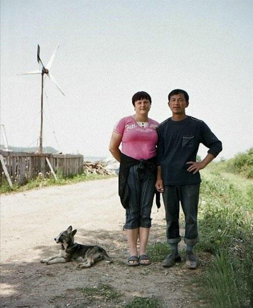 组图:不要车房!这里美女嫁中国农民大多老夫少妻 - 海阔山遥 - .