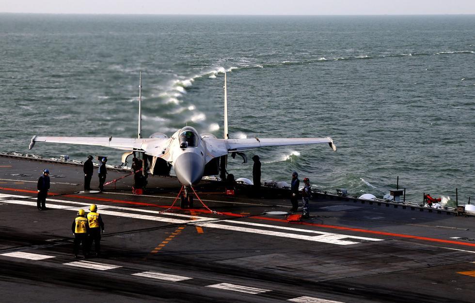 西太平洋只有美国航母编队的历史结束了 - 长城雄风 ( 2 ) 博客 - 长城雄风『2』博客