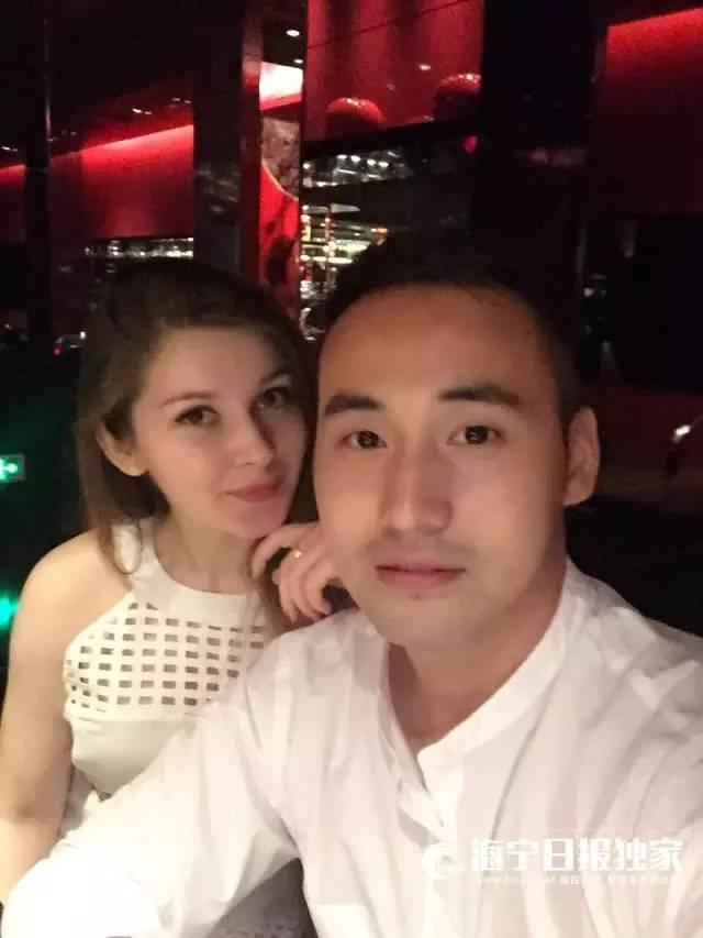 海宁小伙迎娶乌克兰美女 两人因为对美食的爱好结缘2017.1.11 - fpdlgswmx - fpdlgswmx的博客