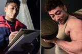 中国人的一天:抄表员苦练健美6年 逆袭肌肉美男