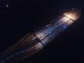 组图:太空航母?外星基地?中国高铁秀强大工业实力
