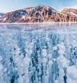 贝加尔湖:最古老湖泊脱俗之美