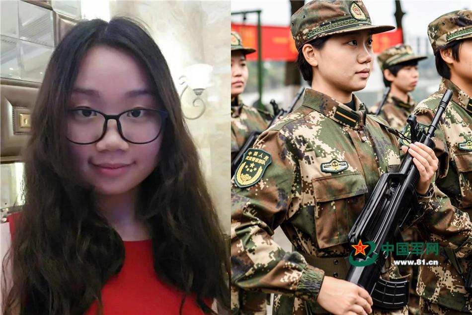 """海警新兵""""变型记"""":女大学生变身巾帼英雄2017.1.22 - fpdlgswmx - fpdlgswmx的博客"""