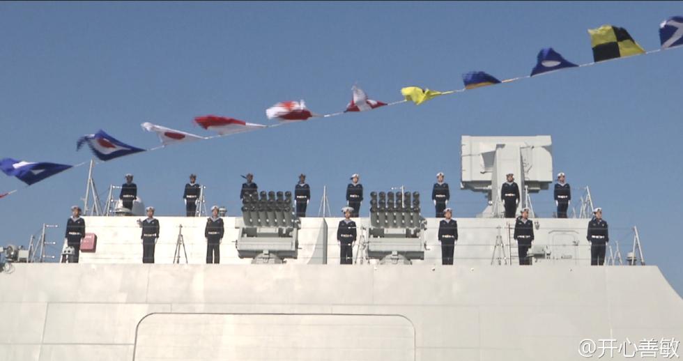 西宁号052D舰正式入役舷号117 - 春华秋实 - 春华秋实 开心快乐每一天