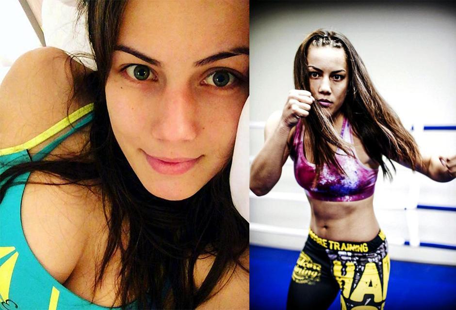 新女神!美女拳手成哈萨克斯坦最性感运动员