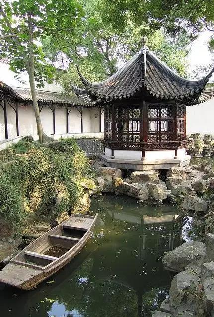 最美中国风—古亭 - 海阔山遥 - .