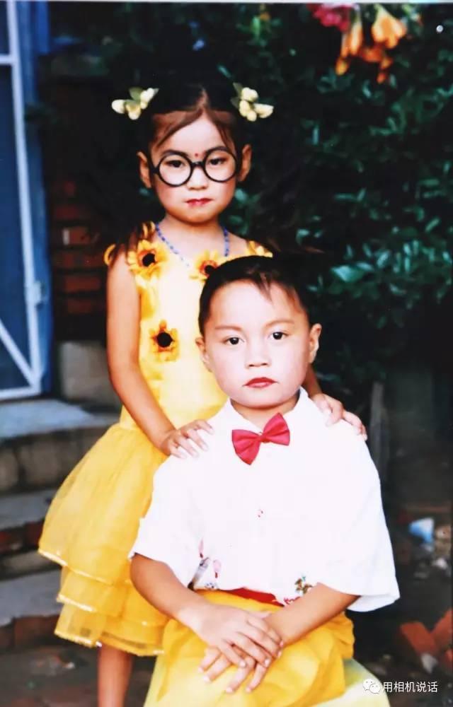 5岁那年他们拍了婚纱照 19年后成了真夫妻 (组图)