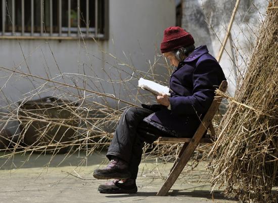 """组图:探访半数人在海外的""""移民村"""" 家家住别墅 - 海阔山遥 - ."""