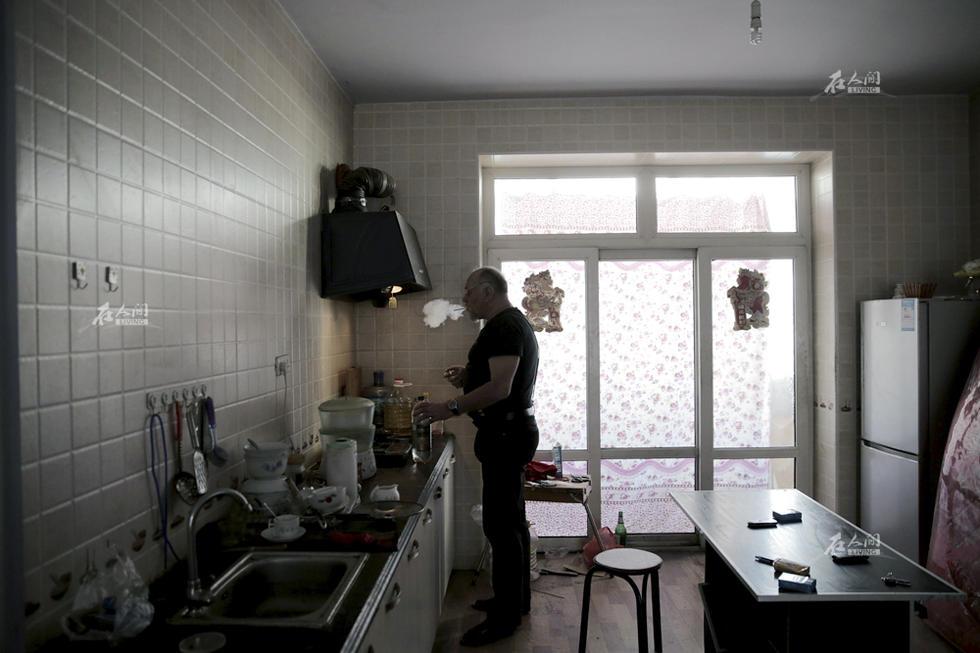 组图:在东北养老的俄罗斯老人 养老金1万卢布 - 海阔山遥 - .