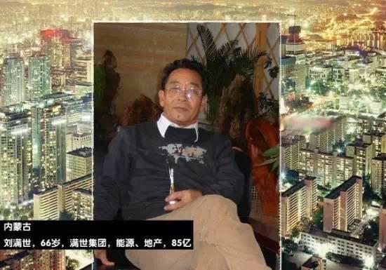 """组图:中国各省的首富都是谁?快来看看你老家的""""土皇帝""""姓啥 - 海阔山遥 - ."""