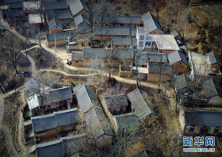 石头砌成的小山村 - 海阔山遥 - .