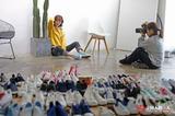 中国人的一天:局部模特日薪过万 经常出国拍摄