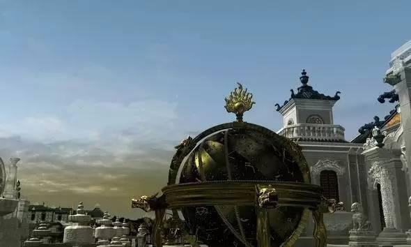 最美复原图:建筑瑰宝圆明园 - 海阔山遥 - .