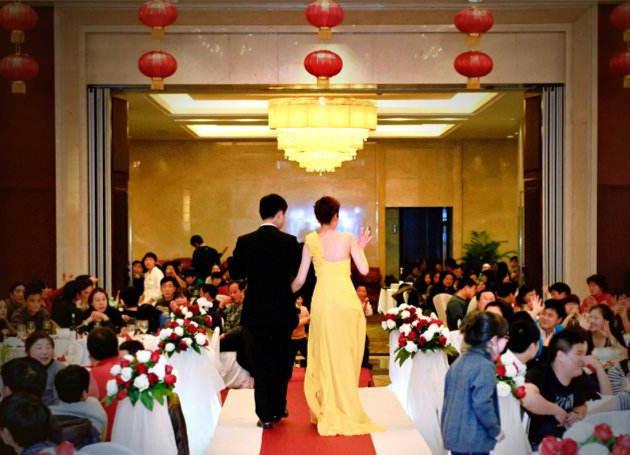 关于婚礼敬酒 新人必须知道的小常识