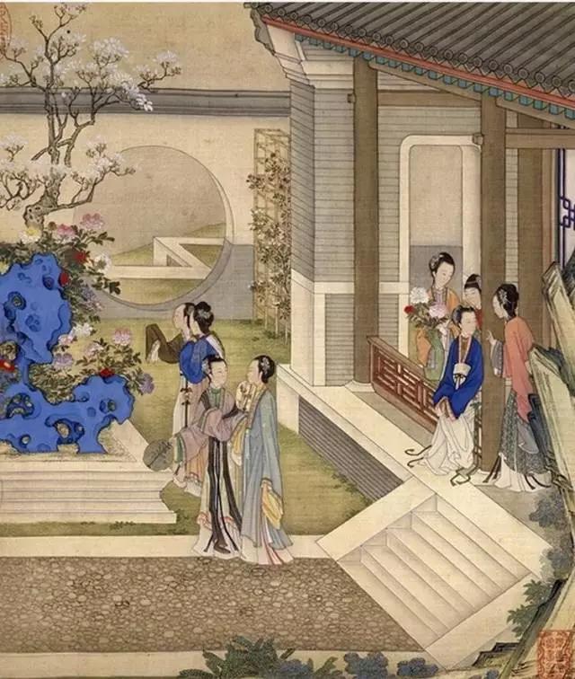 古代闺阁女子的小资生活 - 海阔山遥 - .