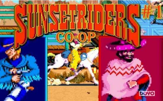 满满童年回忆 那些年称霸街机厅的电子游戏